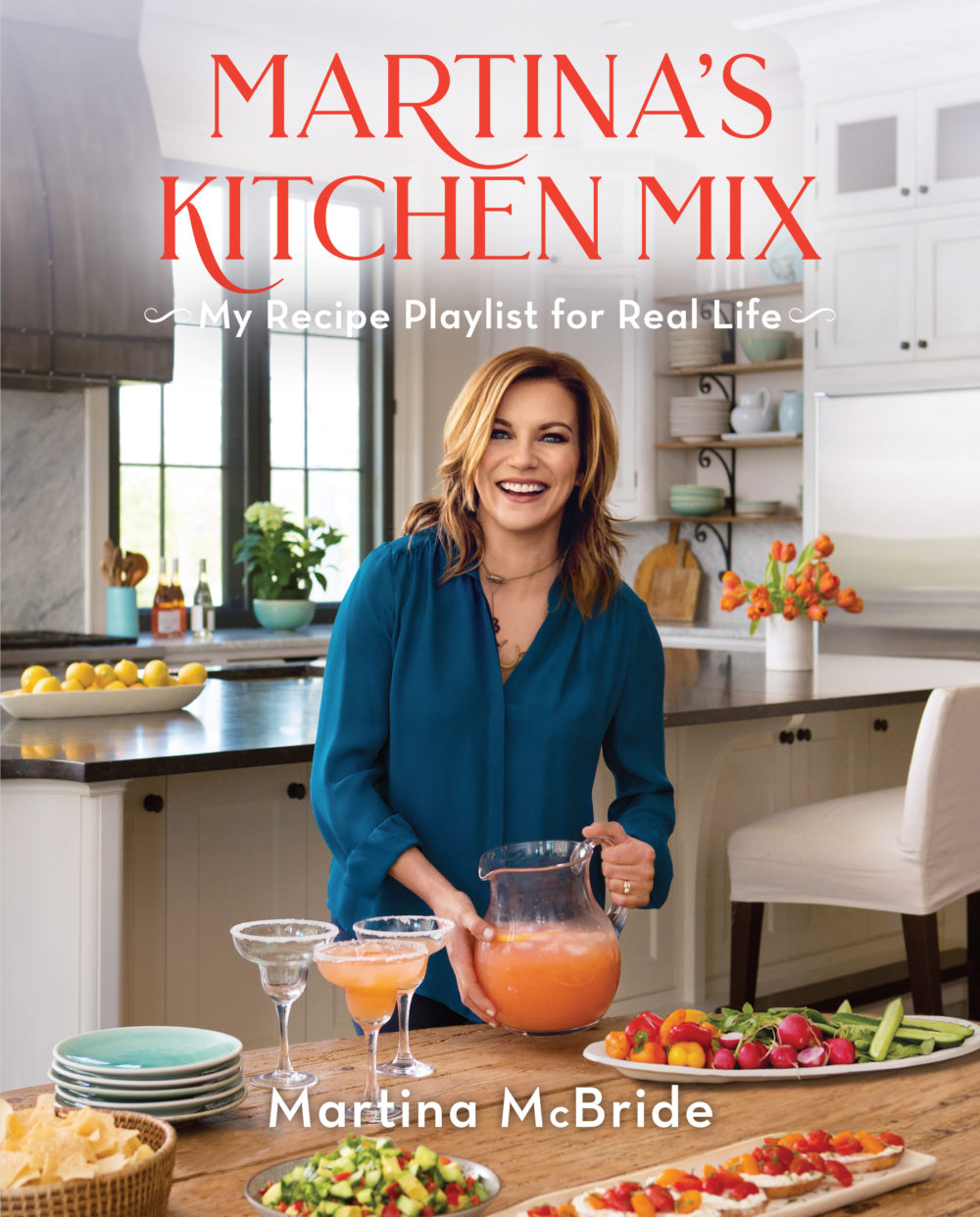 Martina's Kitchen Mix ~ My Recipe Playlist for Real Life – Cookbook Review